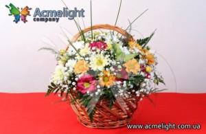 цветы светящиеся