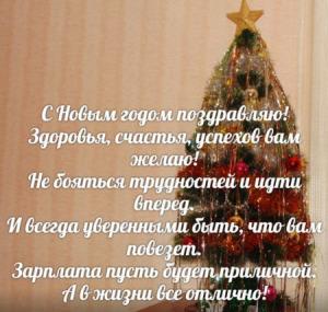 елочка и новогодний конкурс