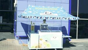 летний бизнес на мороженом