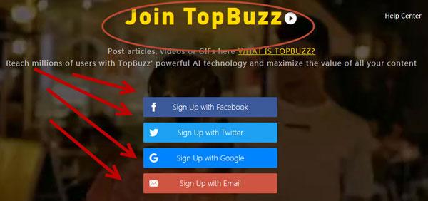 Topbuzz заработок на видео